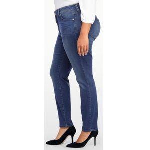NYDJ | Alina Plus Size Legging Jeans
